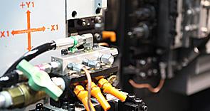 Obróbka skrawaniem CNC - Park maszynowy