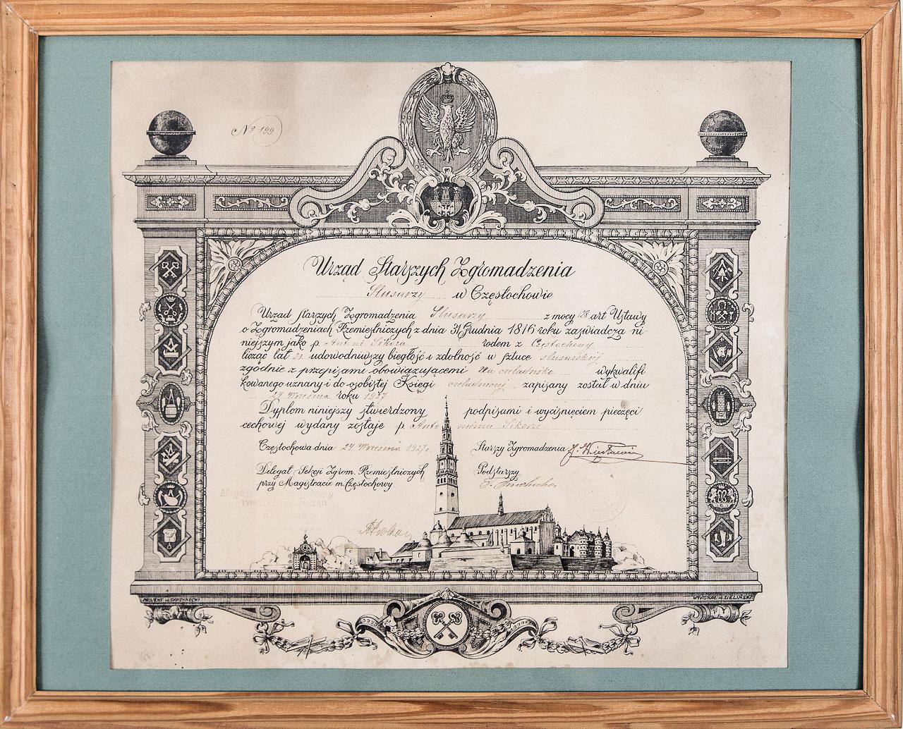 Precyzyjna obróbka metali – certyfikat APJ Sikora