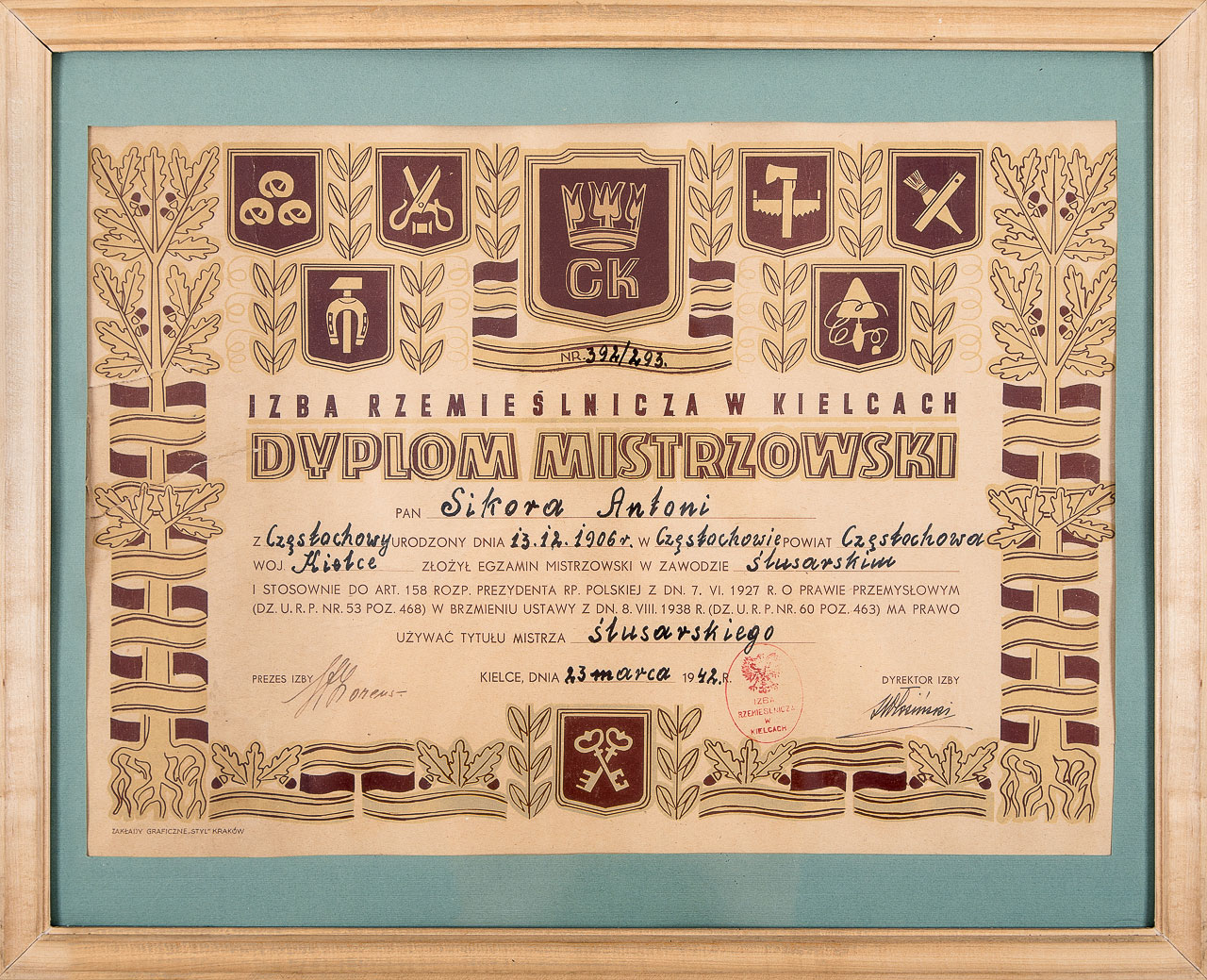 APJ Sikora Zertifizierungen