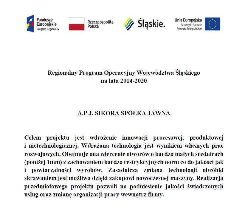projekt unia